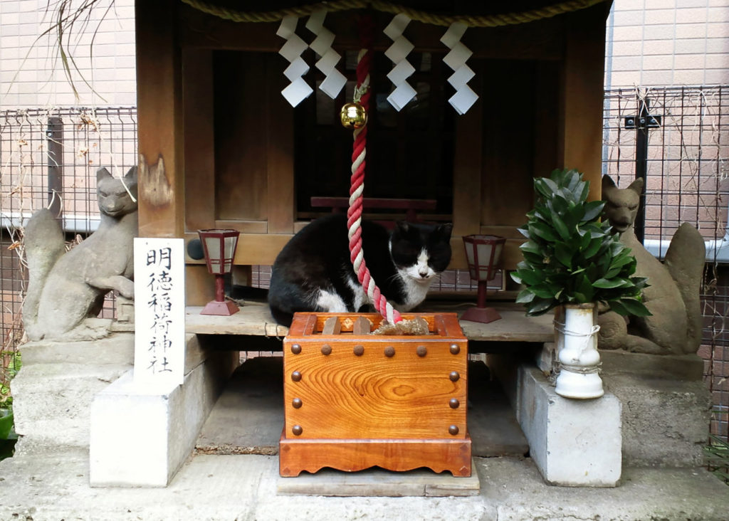 柳森神社(東京都千代田区)