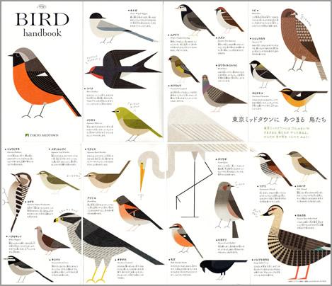 BIRDハンドブック