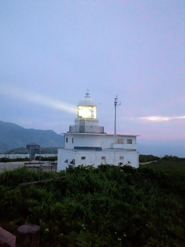 龍飛埼灯台