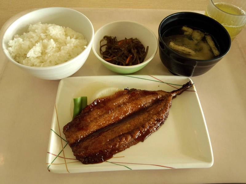 文京区役所職員食堂