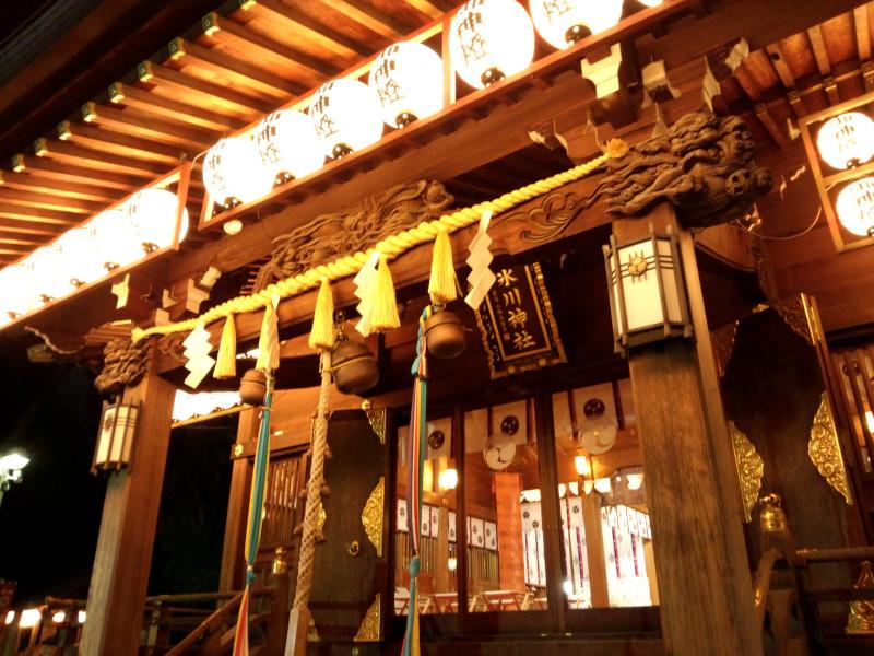 沼袋 氷川神社