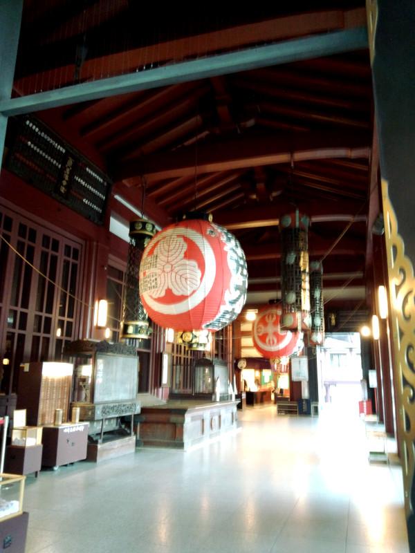 川崎大師-平間寺