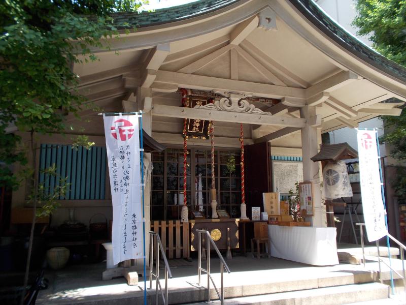 銀杏岡八幡神社