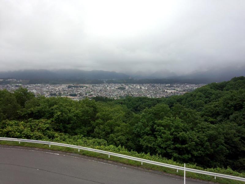 旅立ちの丘